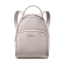 Backpack 'Frida' in silver by Furla at Wertheim Village