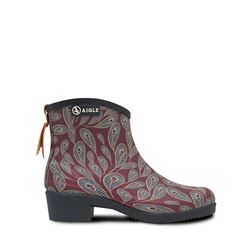 Aigle, Miss Juliette feather boots