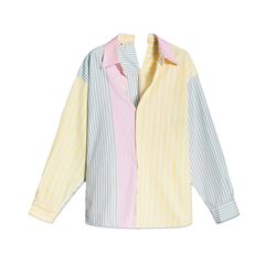Marni  Striped coloured shirt from Bicester Village