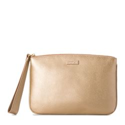 Envelope 'Joli' in gold by Furla at Wertheim Village