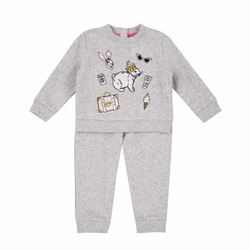 Juicy Couture 2 Piece Bunny Pullover Set