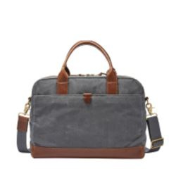 Fossil Wyatt workbag in grey