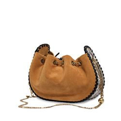 Marc Jacobs, Suede Sway bag