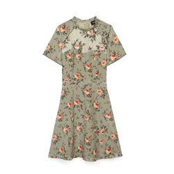 Green English Garden Dress