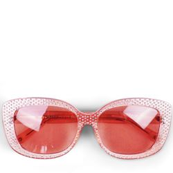 Sunglasses in pink by Philipp Plein at Ingolstadt Village
