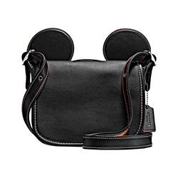 Mickey Patricia ear bag in black