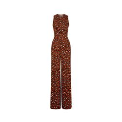 Michael Kors Ring Belt Jumpsuit