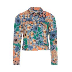Acne Studios  Chea embroidered denim jacket from Bicester Village
