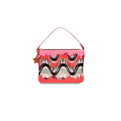 MISSONI, Printed PVC bag