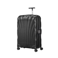 Black Lite-Locked suitcase