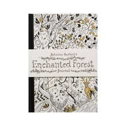 Laurence King  Enchanted forest journal  at Bicester Village