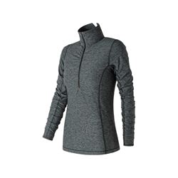 New Balance Core Quarter Zip Sweater