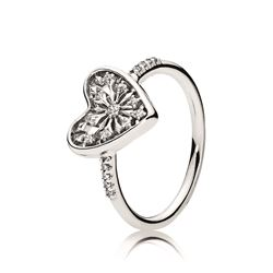 Heart of Winter Ring