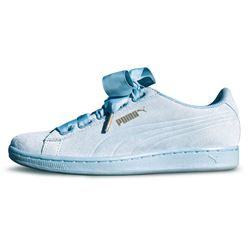 Womens Blue Vikky Ribbon by Puma at Ingolstadt Village
