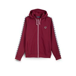 Fred Perry, Sweat rouge