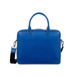 Top Handle business Tasche in blue by Furla at Ingolstadt Village