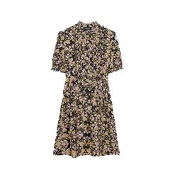 The Kooples, Floral printed dress