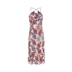 Sandro  Leaf print dress from Bicester Village