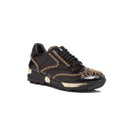 Philipp Plein  Black trainers from Bicester Village