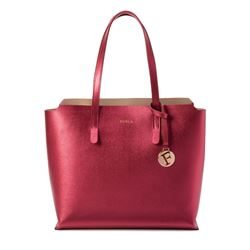 Tote 'Sally' in red by Furla at Ingolstadt Village
