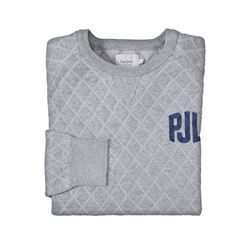 Sudadera gris rombos Pepe Jeans