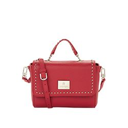 Handbag in red by Aigner at Ingolstadt Village