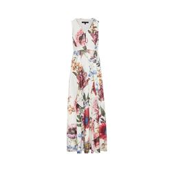 Floral multicolour maxi dress