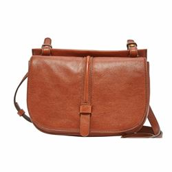 Collette whiskey small crossbody
