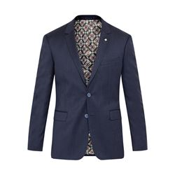 Ted Baker Mason jacket in mid blue