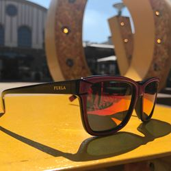 Sun glasses by Furla at Ingolstadt Village