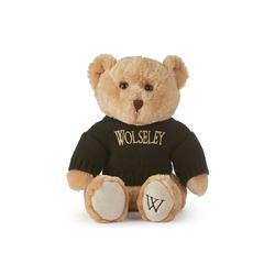 The Wolseley Shop  Wolseley the bear from Bicester Village