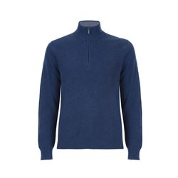 Brooks Brothers Cotton Cashmere HalfZip Sweater