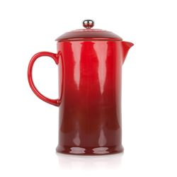 Le Creuset - Red coffee maker