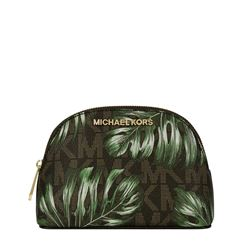 Small Travel Bag in Olive by Michael Kors at Ingolstadt Village