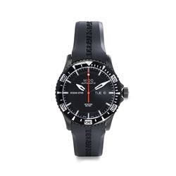Hour Passion, Mido Ocean Star black watch