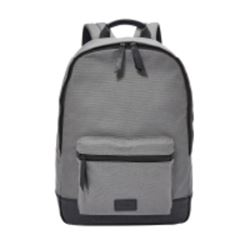 Fossil Estate backpack in grey