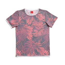 Guess Men's Red T-Shirt