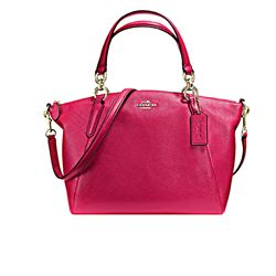 Satchel 'Kelsey small' in pink by Coach at Ingolstadt Village