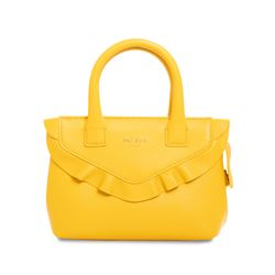 Paule Ka, Yellow leather bag
