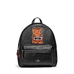 'Gummy Bear Charlie' Backpack in Blackby Coach at Ingolstadt Village
