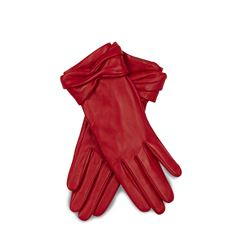 Paule Ka, Red leather gloves