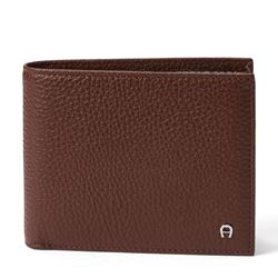 Wallet in brown by Aigner at Ingolstadt Village