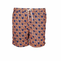Swimming trunk in orange by Scotch & Soda at Ingolstadt Village