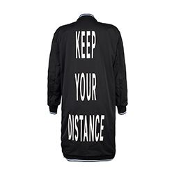 Anya Hindmarch keep your distance bomber