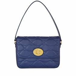 Lulu Guinness Annabelle quilted leather bag
