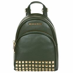 Backpack 'Abbey' in dark green by Michael Kors at Ingolstadt Village