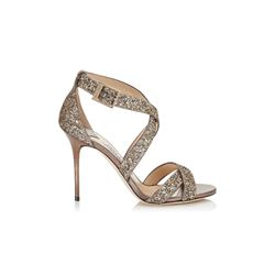 Jimmy Choo Women's Gold Lottie Shoes