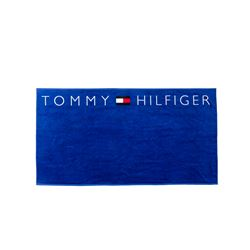 TOMMY HILFIGER, Blue towel