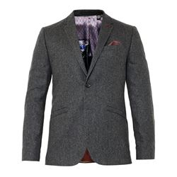 Ted Baker  Wool twill jacket from Bicester Village