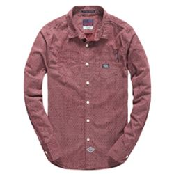 Dusted Riveter shirt by Superdry at Wertheim Village
